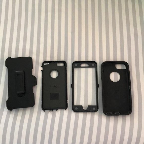 OTTERBOX defender iPhone 6 (or 6S) Plus case SET